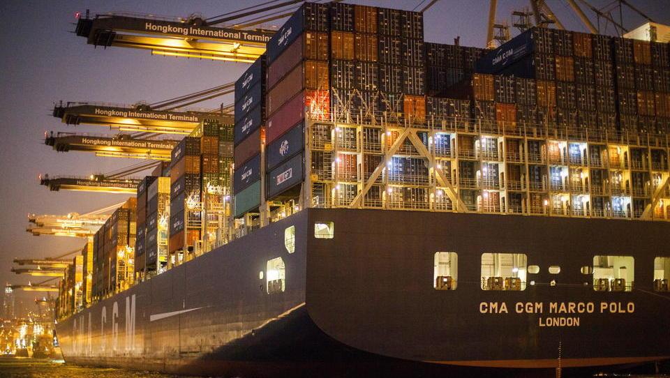 Lieferketten-Chaos und hohe Transportkosten fachen Inflation in Europa an