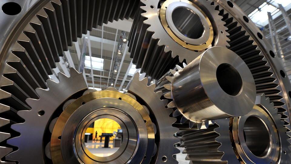 Die Krise lähmt: Innovationskraft der Maschinenbauer lässt nach