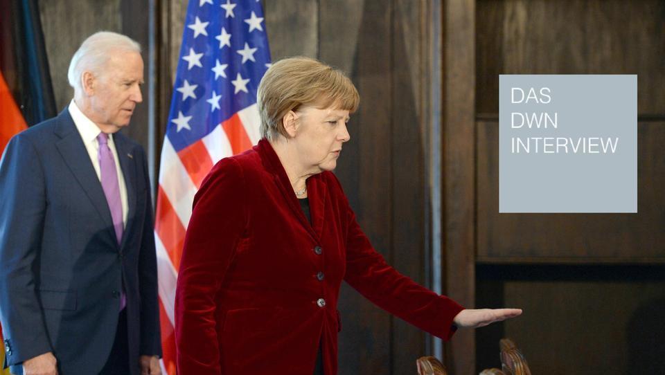 Die grundlegenden Spannungen zwischen Deutschland und den USA bleiben bestehen
