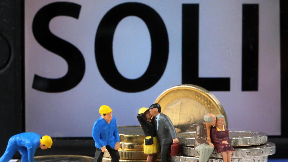 Der Mittelstand fordert Soli-Abschaffung für alle