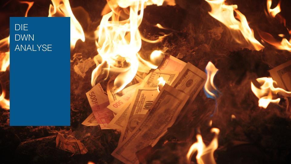 """IWF-Urteil von """"Bretton Woods"""": Digitale Zentralbankwährungen werden das Bargeld abschaffen"""