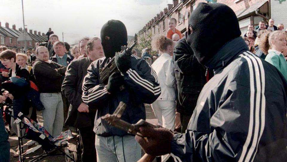 Nordirland: Katholiken und Protestanten leben in Abschottung voneinander