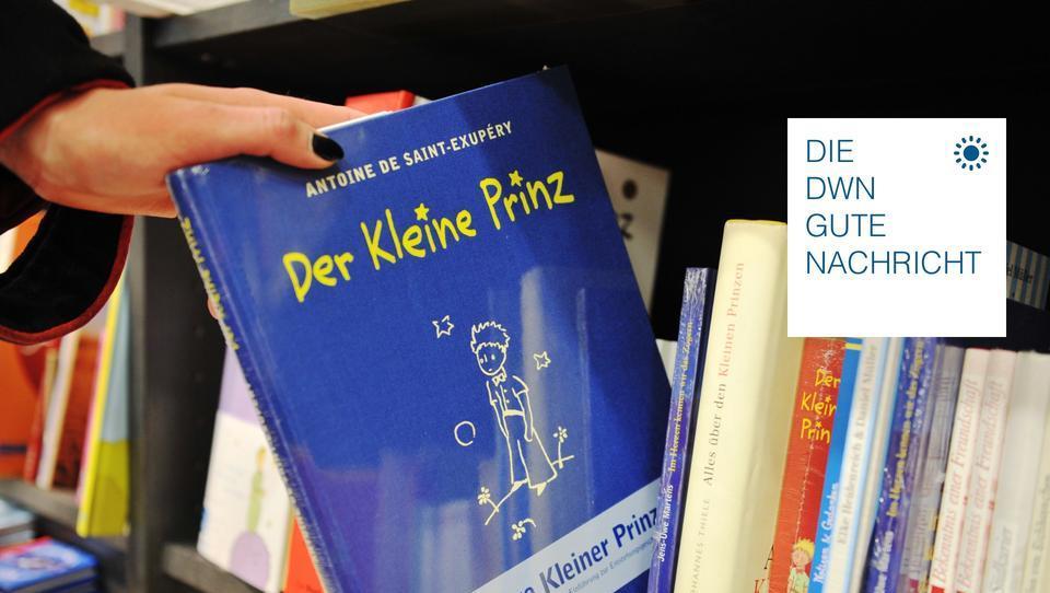 """""""Der kleine Prinz"""" feiert 75-jähriges Jubiläum"""