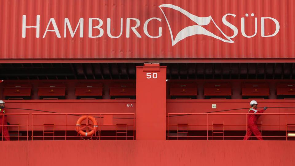 Interne E-Mail aufgetaucht: Auf Reederei Hamburg Süd kommen Stellenstreichungen zu