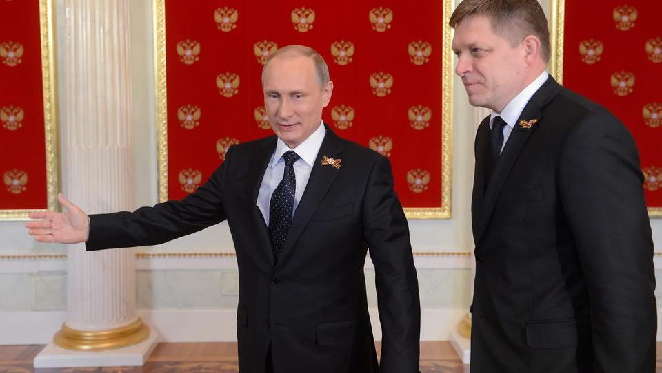 Nato-Front bröckelt: Slowakei begrüßt Russland-Intervention in Syrien