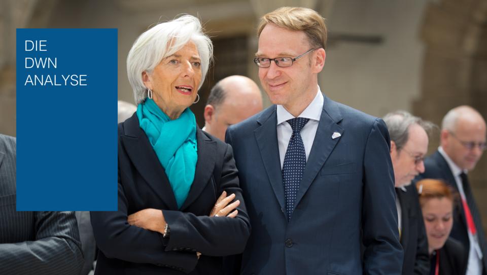 Target2 macht's möglich: Deutsche Netto-Auslandsvermögen in Gefahr