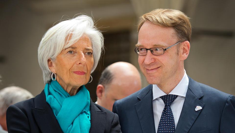 """Bundesbank-Chef Weidmann: Neues EZB-Inflationsziel ist """"klar und leicht zu verstehen"""""""