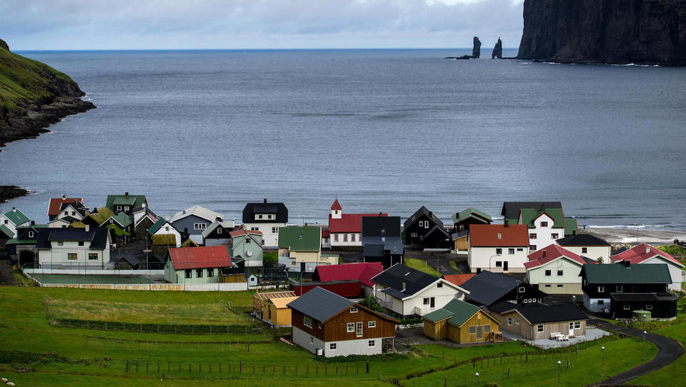 China übt diplomatischen Druck auf die Färöer-Inseln aus