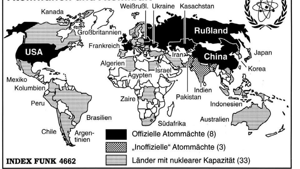 Krisenregion wird weiter destabilisiert: Regionalmacht greift zur Atombombe