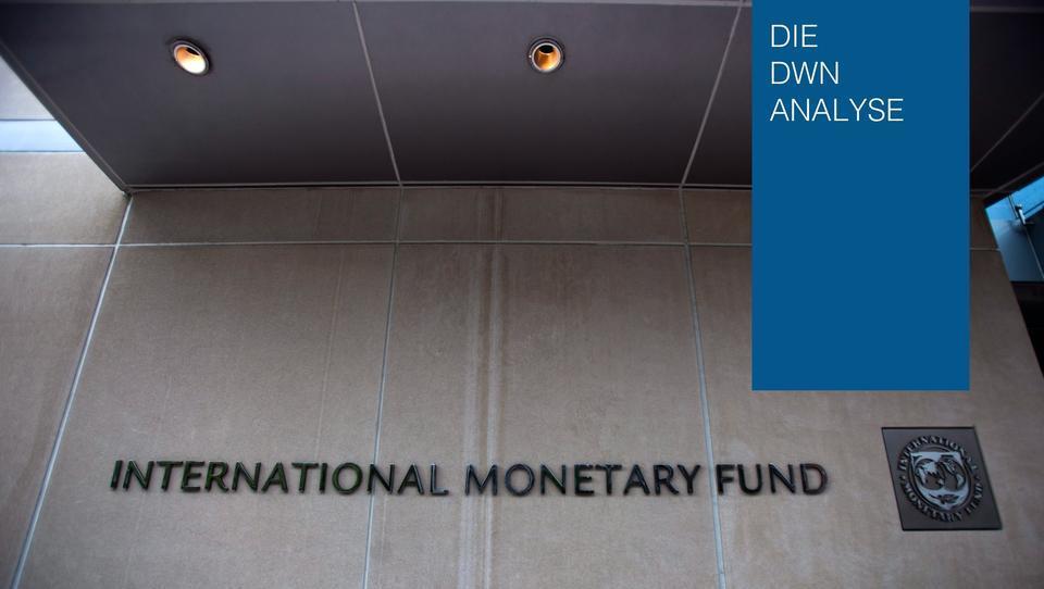 """Der """"Great Reset"""" wird dem IWF zur Allmacht verhelfen"""