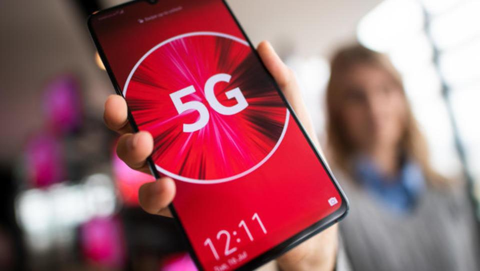 Deutschland hinkt bei 5-G-Technologie immer noch hinterher
