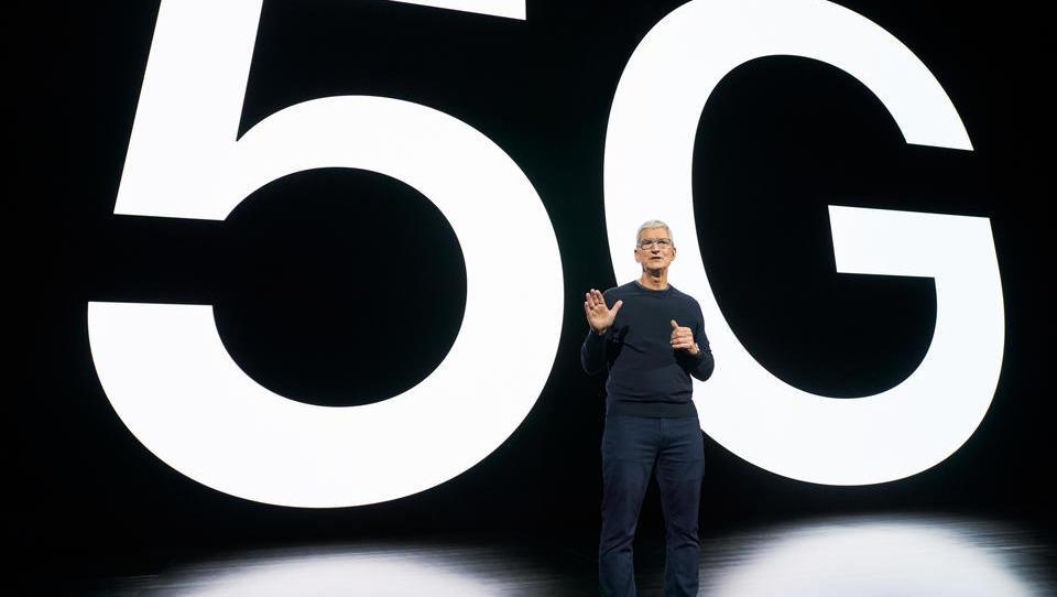 Wegen 5G ist Apple wieder weltgrößter Hersteller von Smartphones