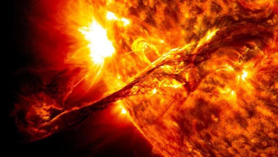 Deutsche Bank: In den nächsten zehn Jahren droht eine neue Pandemie, ein Weltkrieg oder eine Sonnen-Eruption