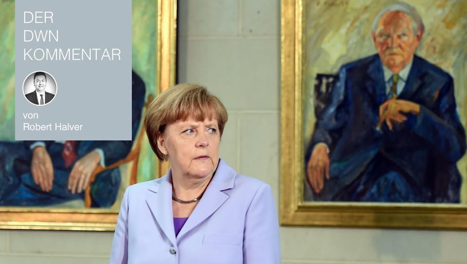Deutschland muss zurück zur sozialen Marktwirtschaft