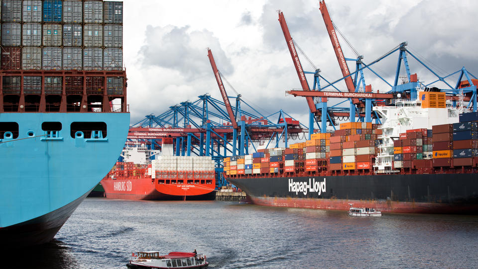 Coronavirus: Hapag-Lloyd reduziert Fahrten nach China, Hamburg Süd ist kaum betroffen