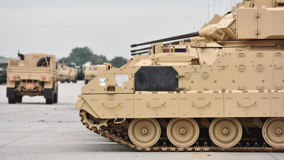 US-Armee behält Stützpunkte, die an Deutschland zurückgegeben werden sollten