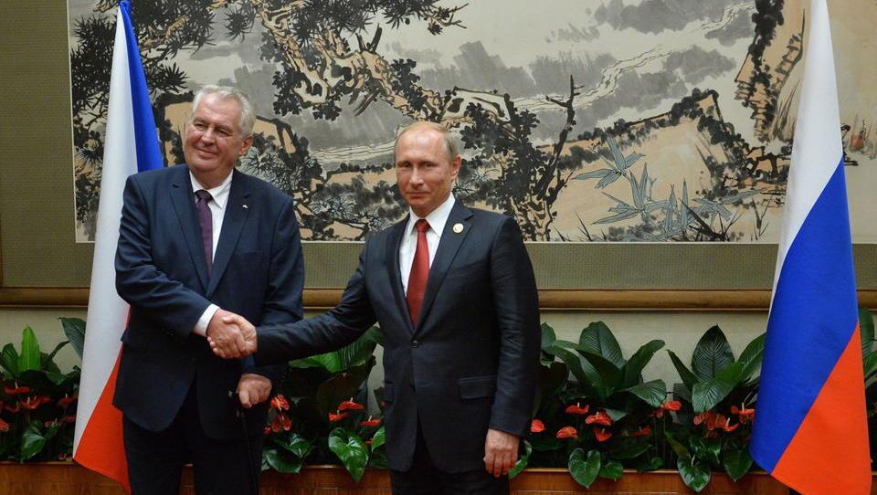 Falsches Gift-Komplott löst diplomatische Krise zwischen Tschechien und Russland aus