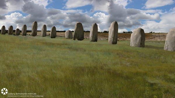 Größer als Stonehenge: Riesiges Steinmonument in England entdeckt