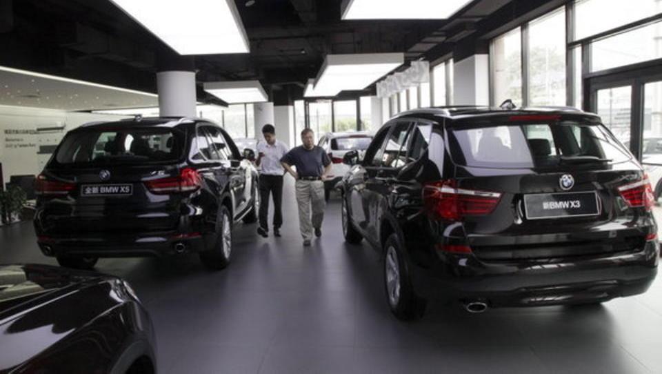 BMW ganz schwach, nur Porsche überzeugt: Mit jedem verkauften Auto erhöhen sich die Verluste der deutschen Autobauer