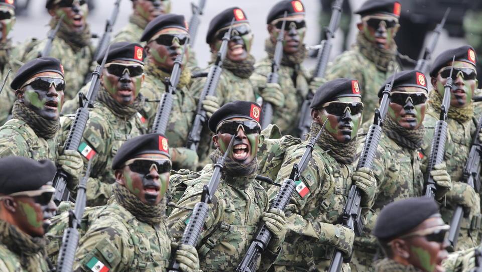 Flüchtlingskrise in den USA: Mexiko aktiviert Militär an der Südgrenze
