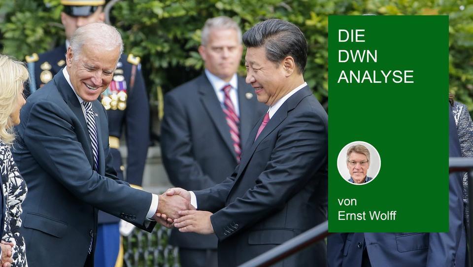 Angriff auf den Dollar: China plant ein Projekt, das die Neue Seidenstraße in den Schatten stellt