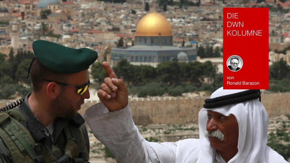 Nahost-Konflikt: Jede Chance auf Frieden löst ein Blutbad aus