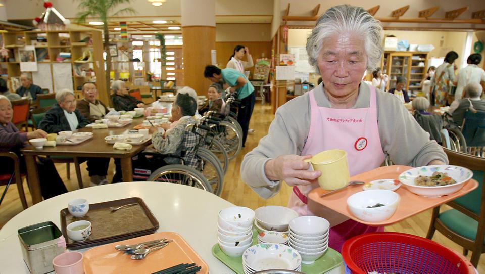 Japan will Senioren deutlich länger arbeiten lassen