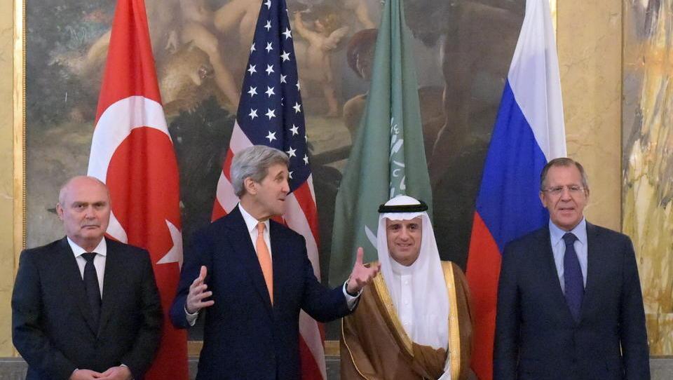 Syrien: Russland bringt USA an den Verhandlungstisch
