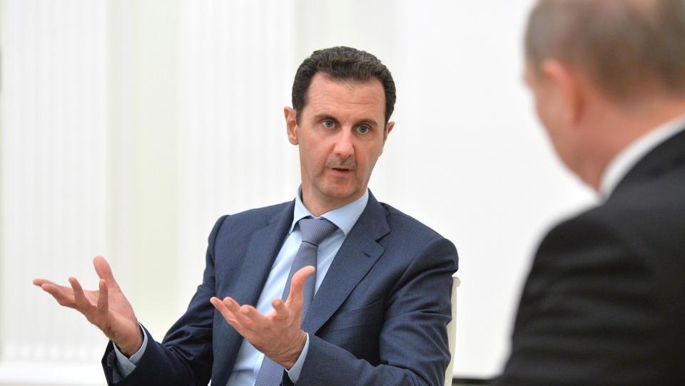 Syrien wirft Merkel-Regierung Unterstützung von Terrorgruppen vor