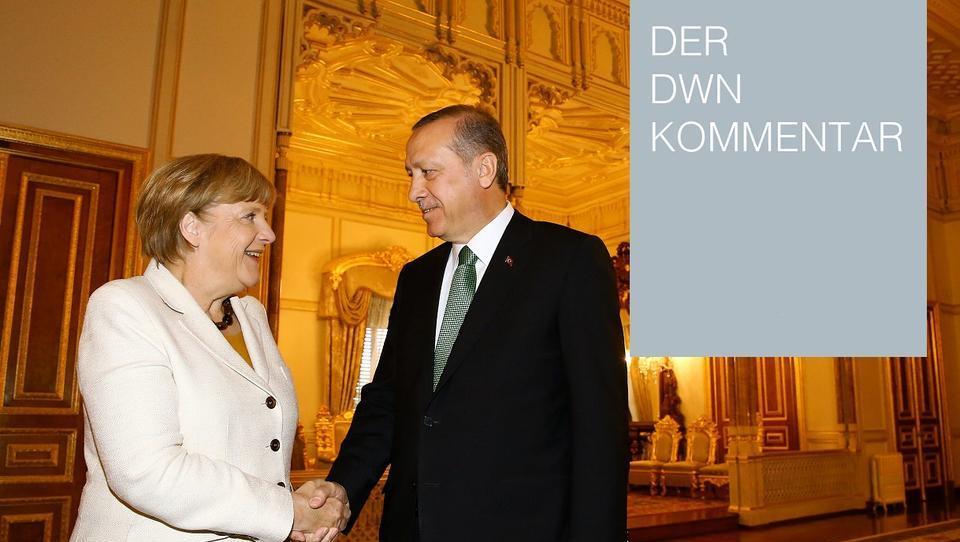 Erdogan: Europas Bollwerk gegen eine neue Flüchtlingskrise?