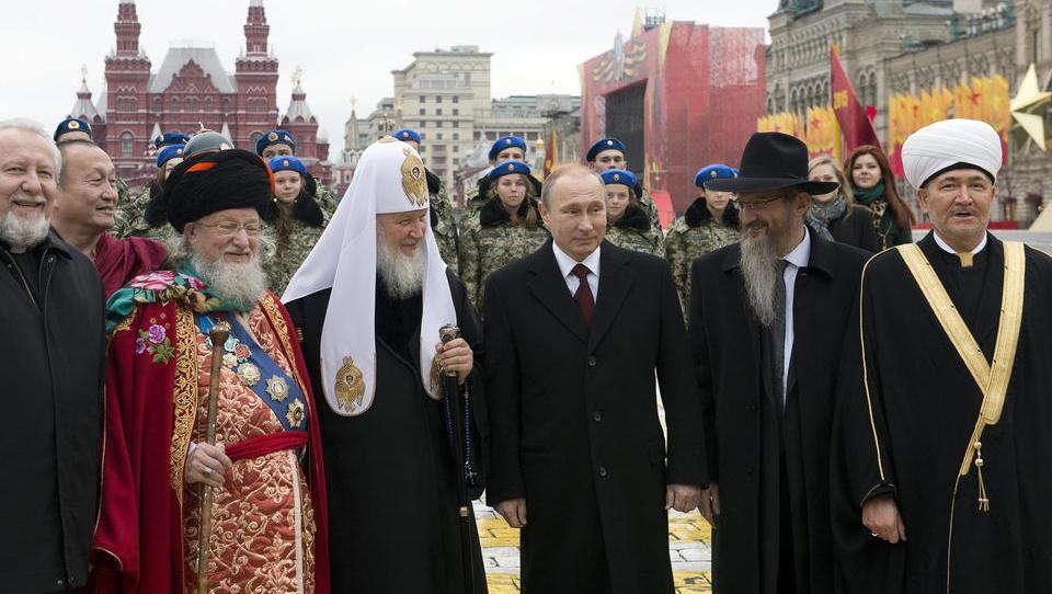 Russland kritisiert französische Mohammed-Karikaturen und islamistische Gewalttaten scharf