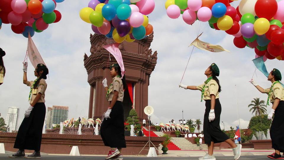Kambodscha steigt in die Riege der Öl-Nationen auf