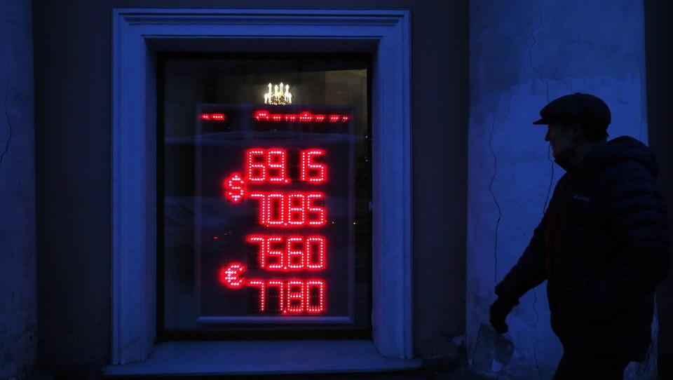 Russlands Staatsfonds kehrt dem US-Dollar den Rücken