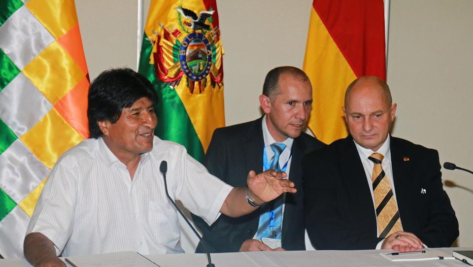Nach Morales-Sturz: Lithium-Projekt mit Deutschland könnte wieder aufgenommen werden