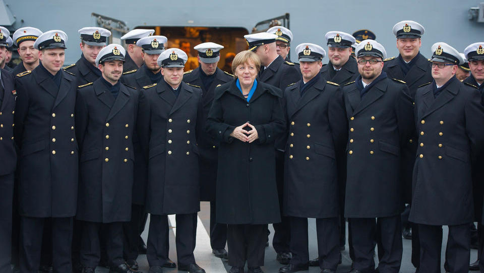Merkels Libyen-Abenteuer könnte in der Katastrophe enden