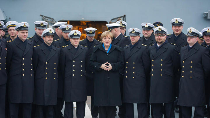 Nato-Nordflanke: Deutsche Marine testet Raketen bei Norwegen