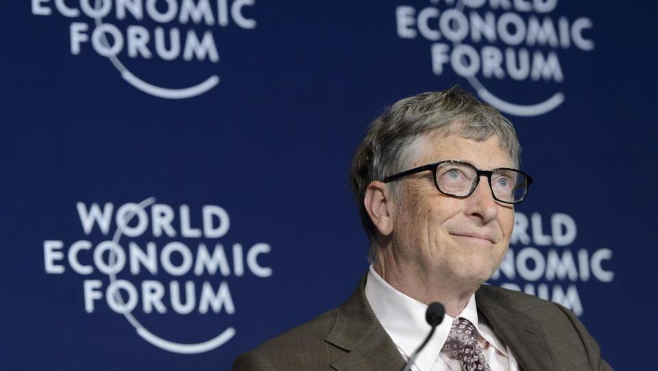 Bill Gates warnt vor Bio-Terrorismus mit Viren und Klimawandel