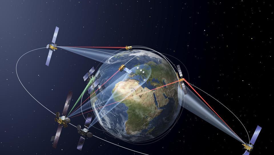 Bundeswehr stellt Weltraumkommando zum Schutz von Satelliten auf