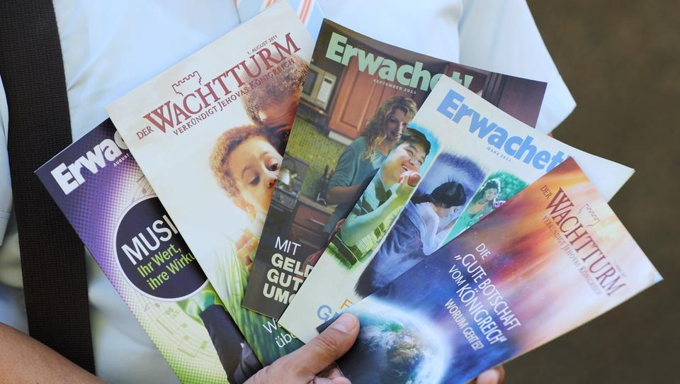 Razzia gegen Zeugen Jehovas in Russland
