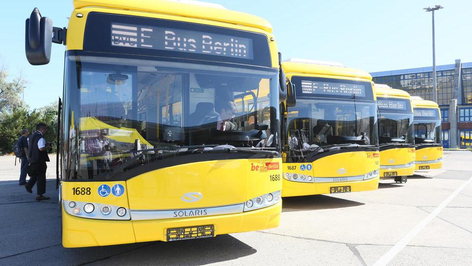 Kältewelle: Berliner Elektrobusse fallen an einem Tag 23 Mal aus