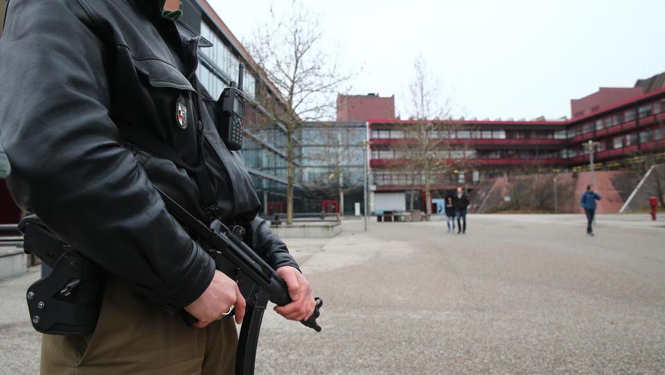 DWN-Spezial: Polizei-Razzia in Büros der Grünen war rechtswidrig