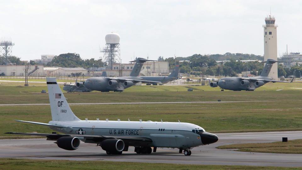 China: US-Spionageflugzeug kommt Luftraum so nahe wie nie zuvor