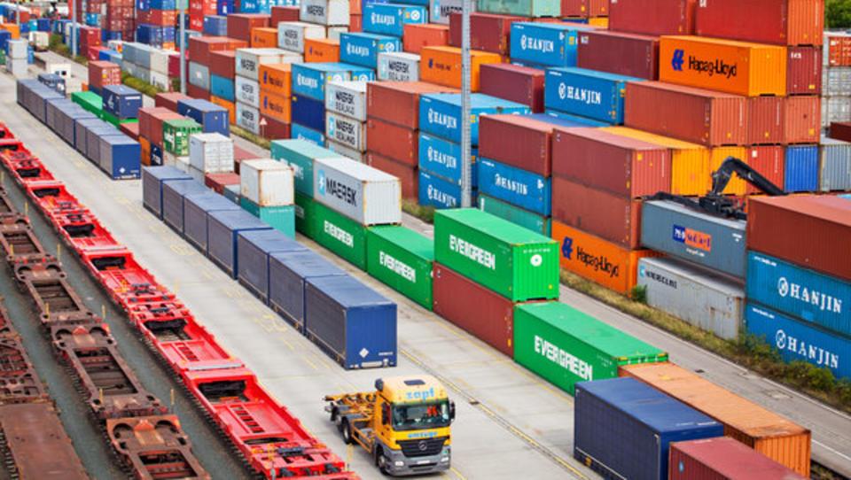 Wachstum im Container-Handel kommt zum Stillstand