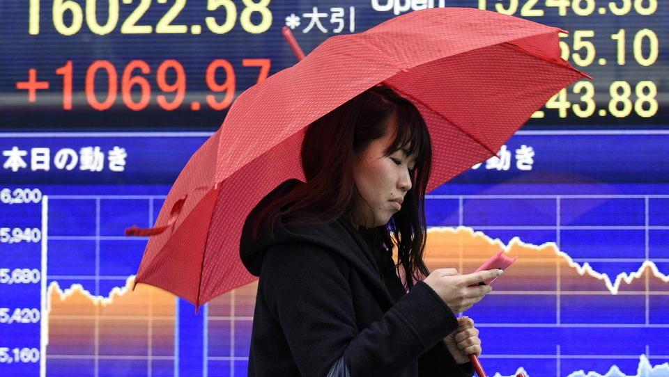 Technische Probleme: Tokioter Börse stellt Betrieb gesamten Handelstag ein