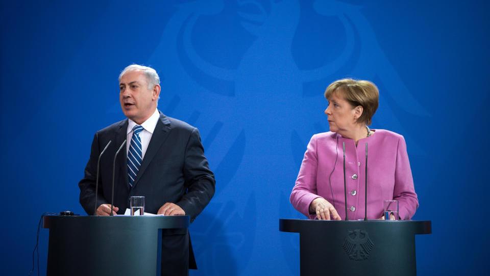 Sollte Israel Teile des Westjordanlandes annektieren, käme die Bundesregierung in eine unangenehme Situation