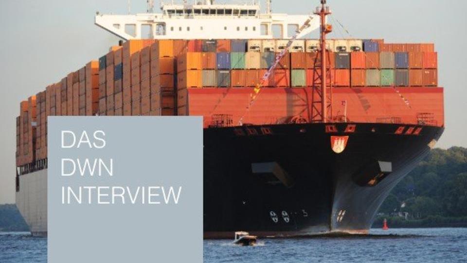 Die deutsche Schifffahrt bleibt in harten Zeiten auf Kurs