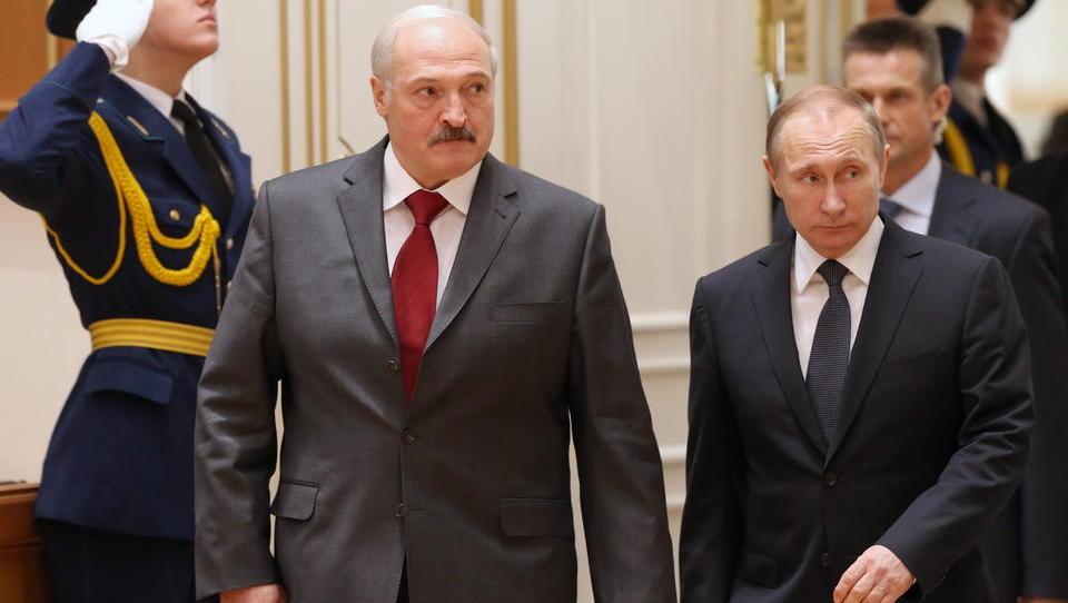 Bericht: Russland verhindert Attentat auf weißrussischen Präsidenten Lukaschenko, Minsk beschuldigt Biden