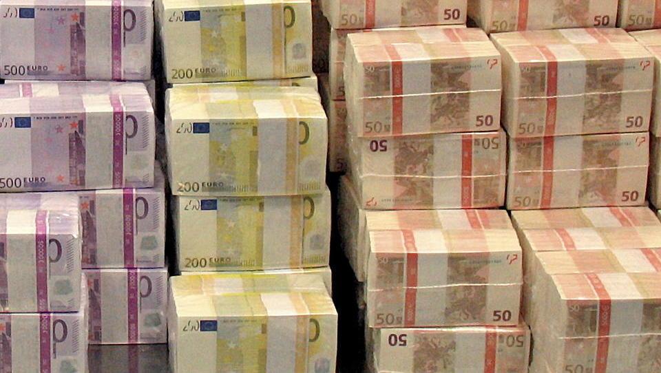In China wird Bargeld wegen des Corona-Virus gehortet - in Deutschland wegen des EZB-Virus