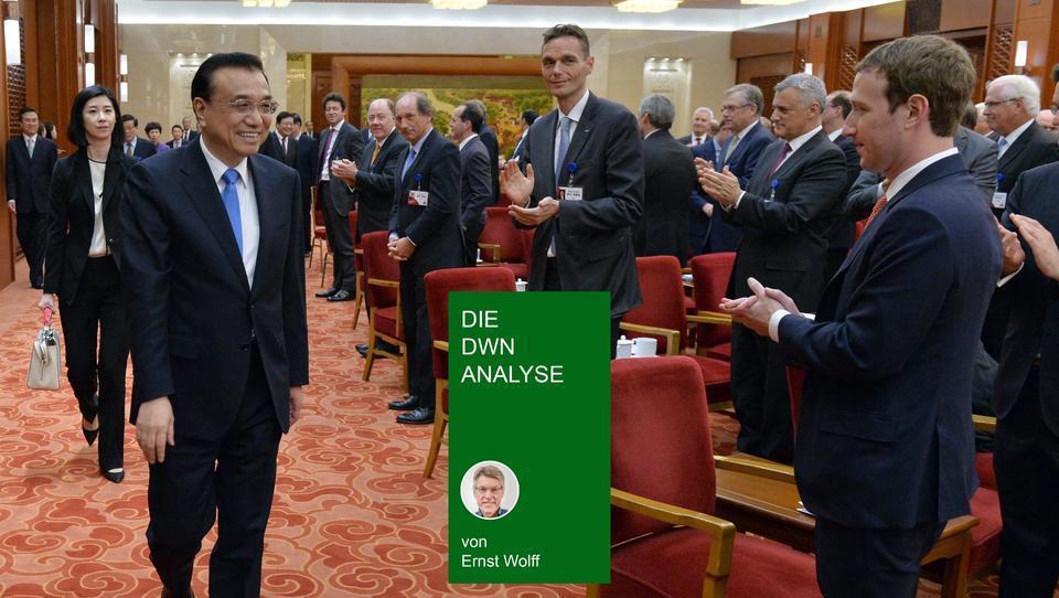 Medien unterschlagen richtungsweisendes Treffen: Bereiten chinesisch-amerikanische Finanz-Eliten digitale Zentralbankwährung vor?