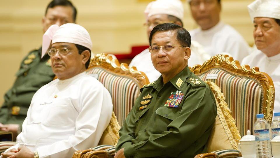 Russland verstärkt Beziehungen zu Myanmars Militärjunta